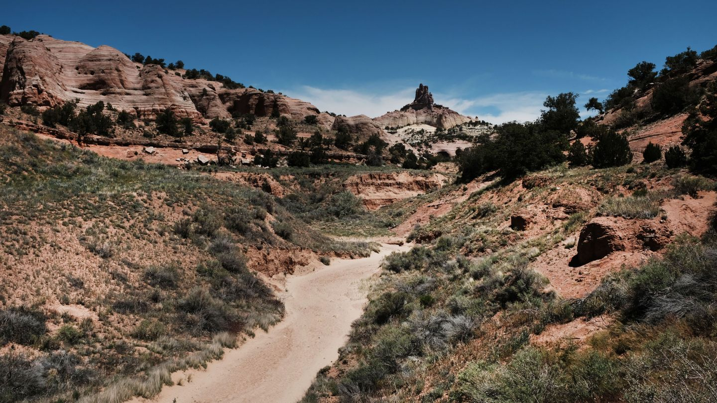 Allen Salway Wants You To Wake Up To What What Navajo Nation Life Is Like