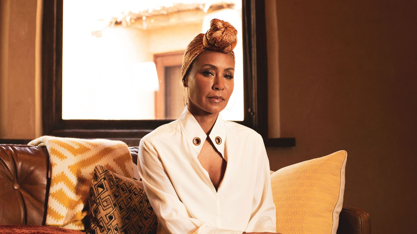 Jada Pinkett Smith Gets Candid About Her Career And How Her Children Inspire Her