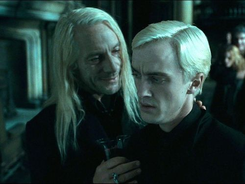 Tom Felton Says Harry Potter Was 'Constantly Crushing' On Draco Malfoy