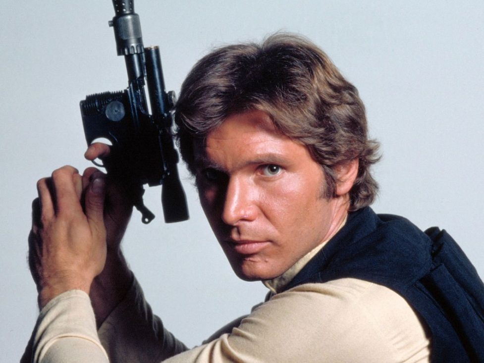 Flying Solo Harrison Ford Has Gigantic Role In New Star Wars Mtv
