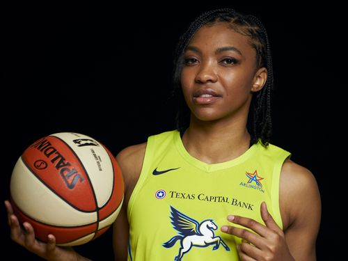 Imani McGee-Stafford Sees The WNBA As Just The Beginning