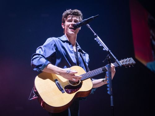 Shawn Mendes Posts Inspirational Anti-Bullying Message: 'You Deserve To Follow Your Heart'