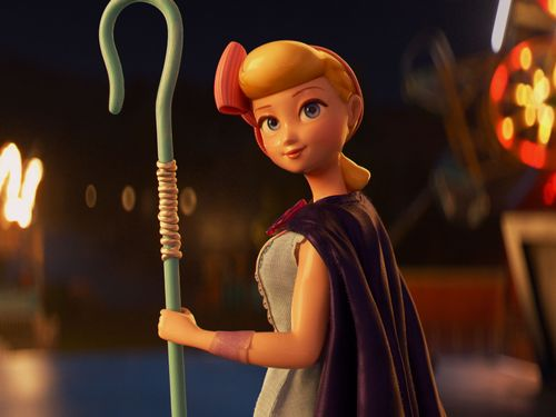 How Toy Story 4's Bo Peep Went From Damsel In Distress To 'Dame In Charge'