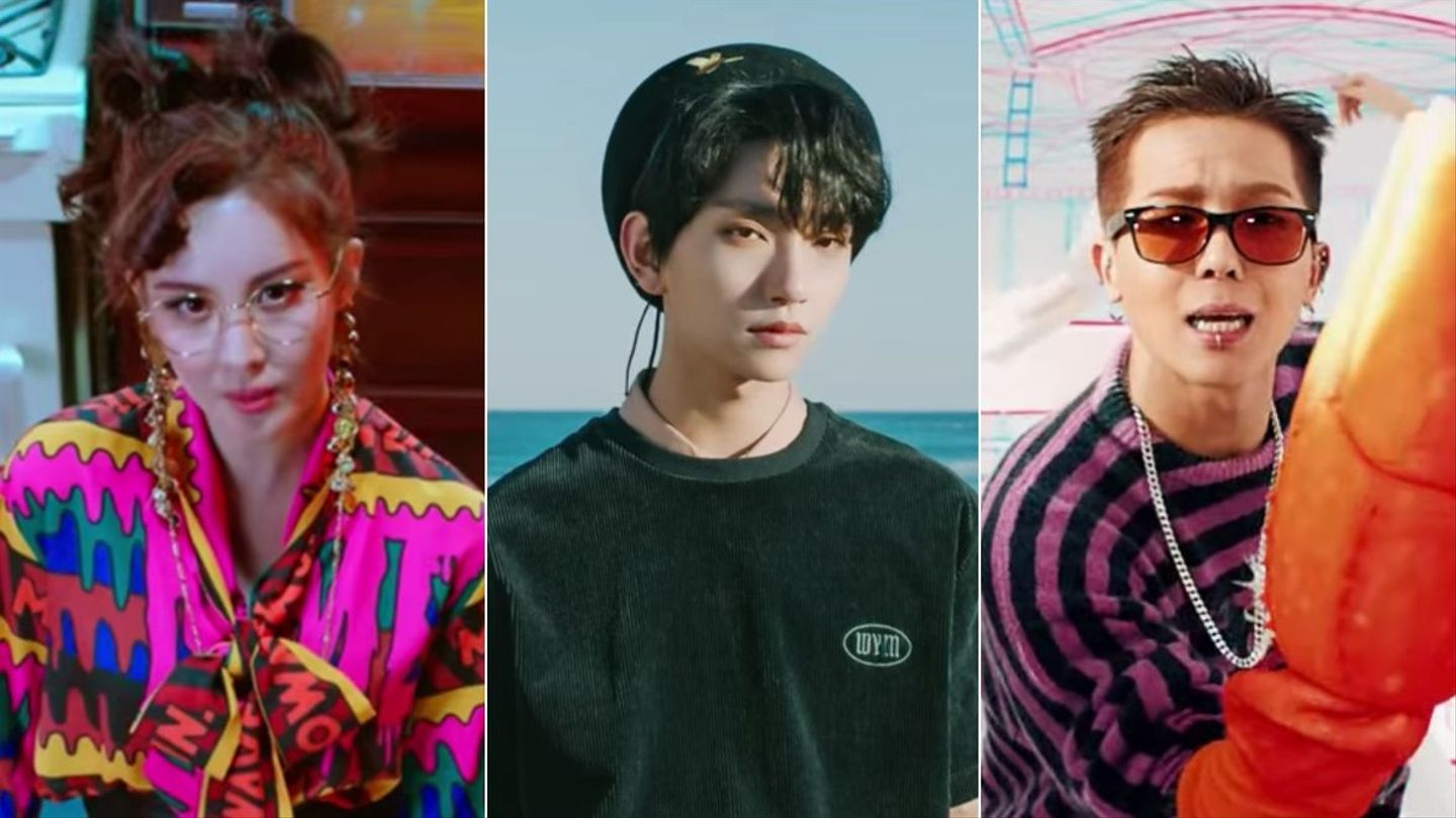 14 K-pop Songs To Cure Your Summertime Sadness This Cancer