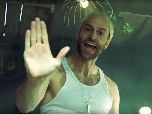 Logic And Eminem's 'Homicide' Video Stars Chris D'Elia And A Sandlot Alum