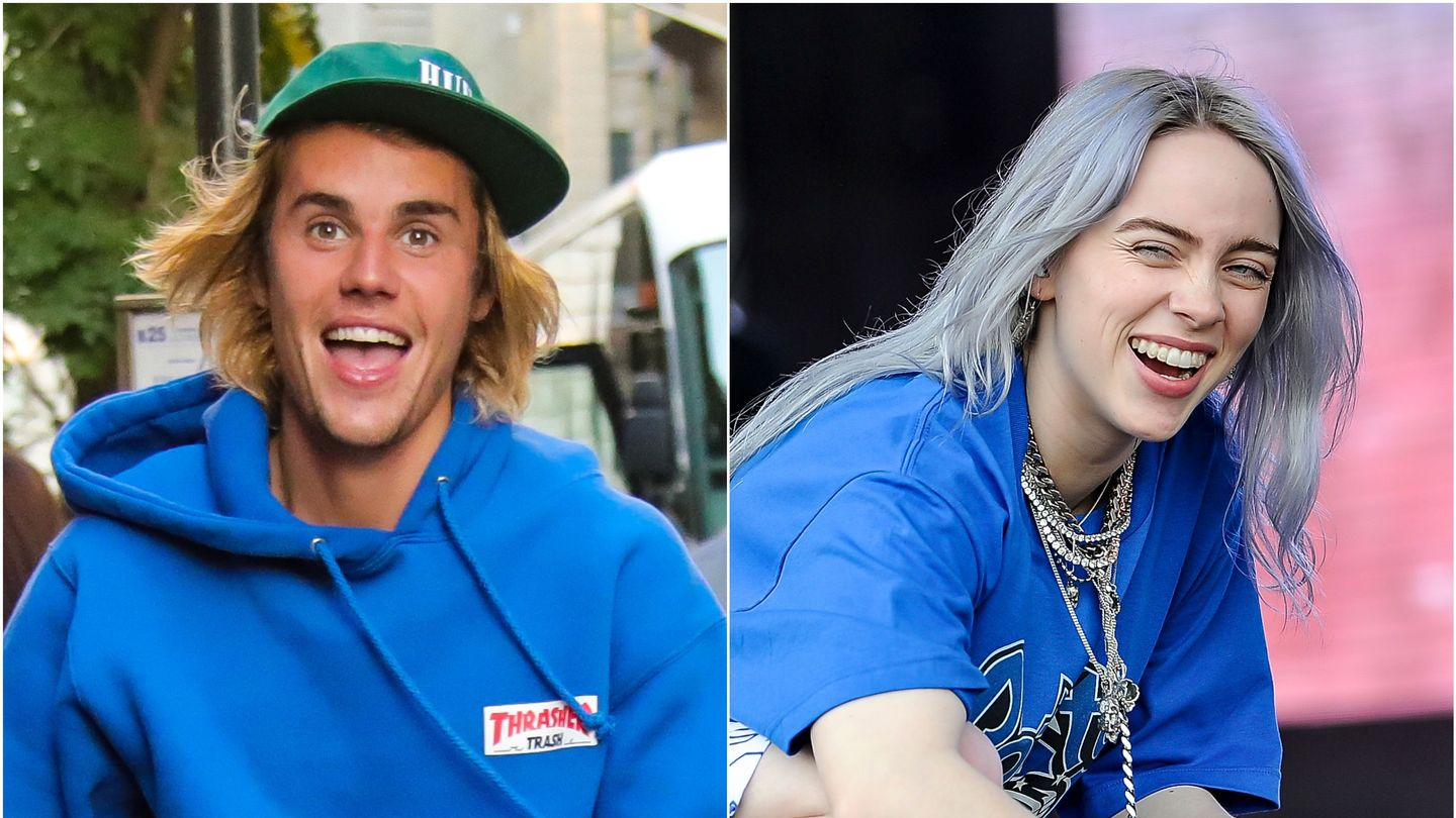 It's Here: Billie Eilish And Justin Bieber Are 'bad Guys' On New Collab