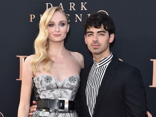Joe Jonas Is Extremely Excited For Sophie Turner's First Emmy Nomination