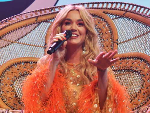 Katy Perry's First 'Never Really Over' Performance Ends With A Toilet Flush