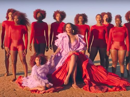 Beyoncé's 'Spirit' Video Is A Breathtaking Visual Feast Starring Blue Ivy