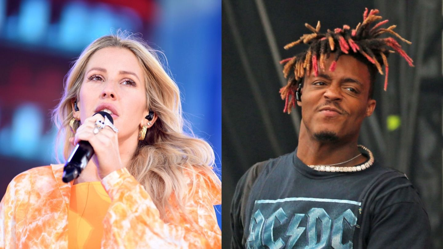 Ellie Goulding And Juice Wrld Show The Many Ways To Despise An Ex In 'hate Me' Video