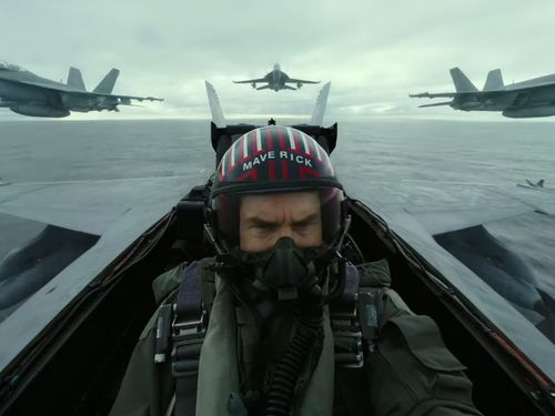 Enter The Danger Zone With First Top Gun: Maverick Footage