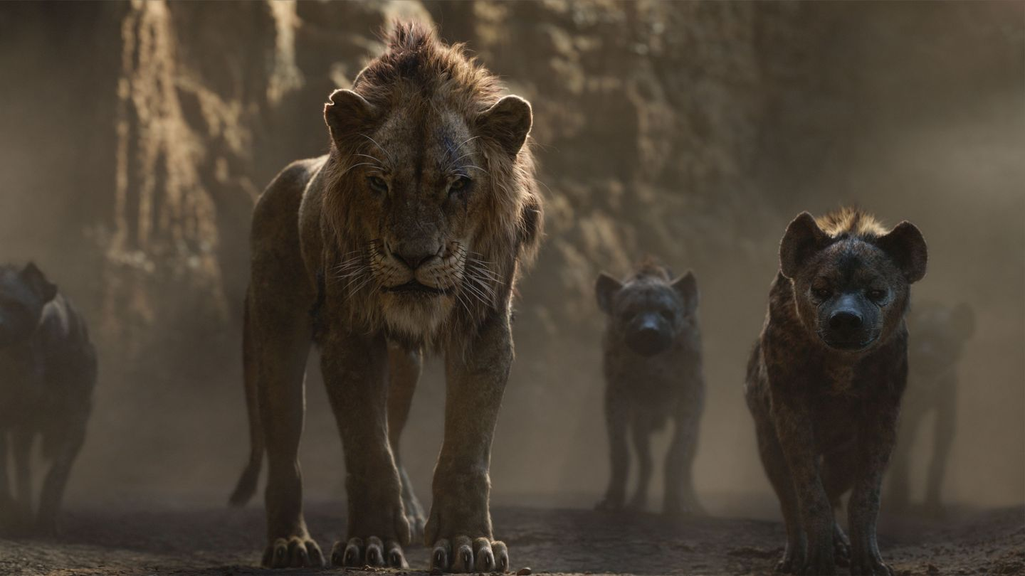 Scar Isn T The Only Villain In The New Lion King Mtv