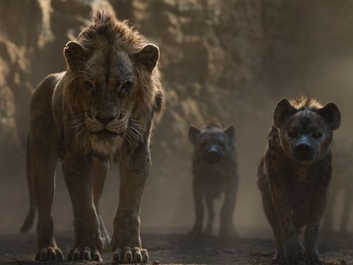 Scar Isn't The Only Villain In The New Lion King