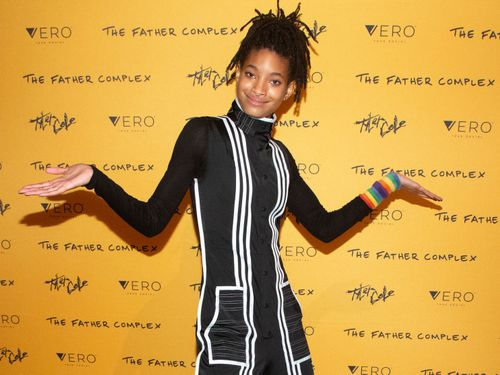 Willow Smith Is Trapped Between Dimensions On New Self-Titled Album