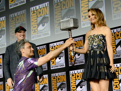 Natalie Portman Will Return To The Thor Franchise... As Thor!