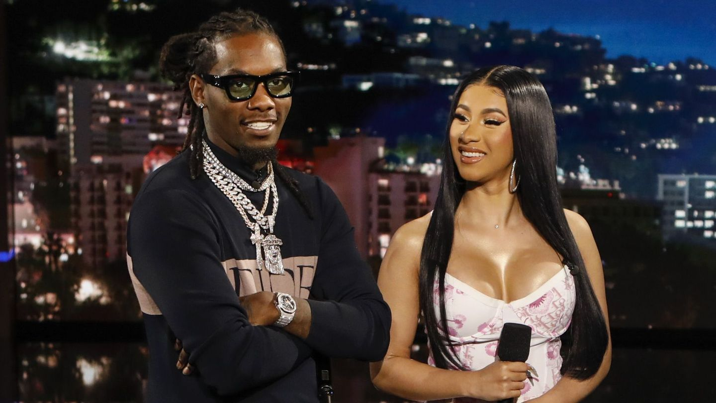 Cardi B Tattoos Arm: Cardi B's New Tattoo Is A Tribute To Offset And He 'Can't