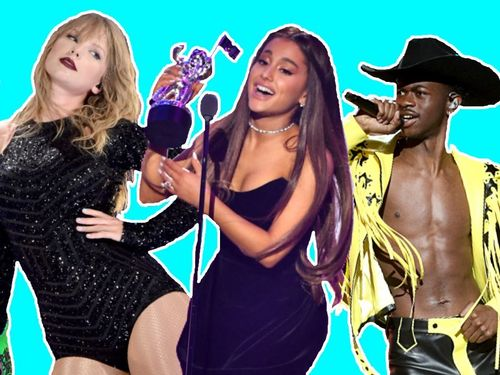 Ariana, Taylor, Billie, And Lil Nas X Lead Your 2019 VMA Nominations