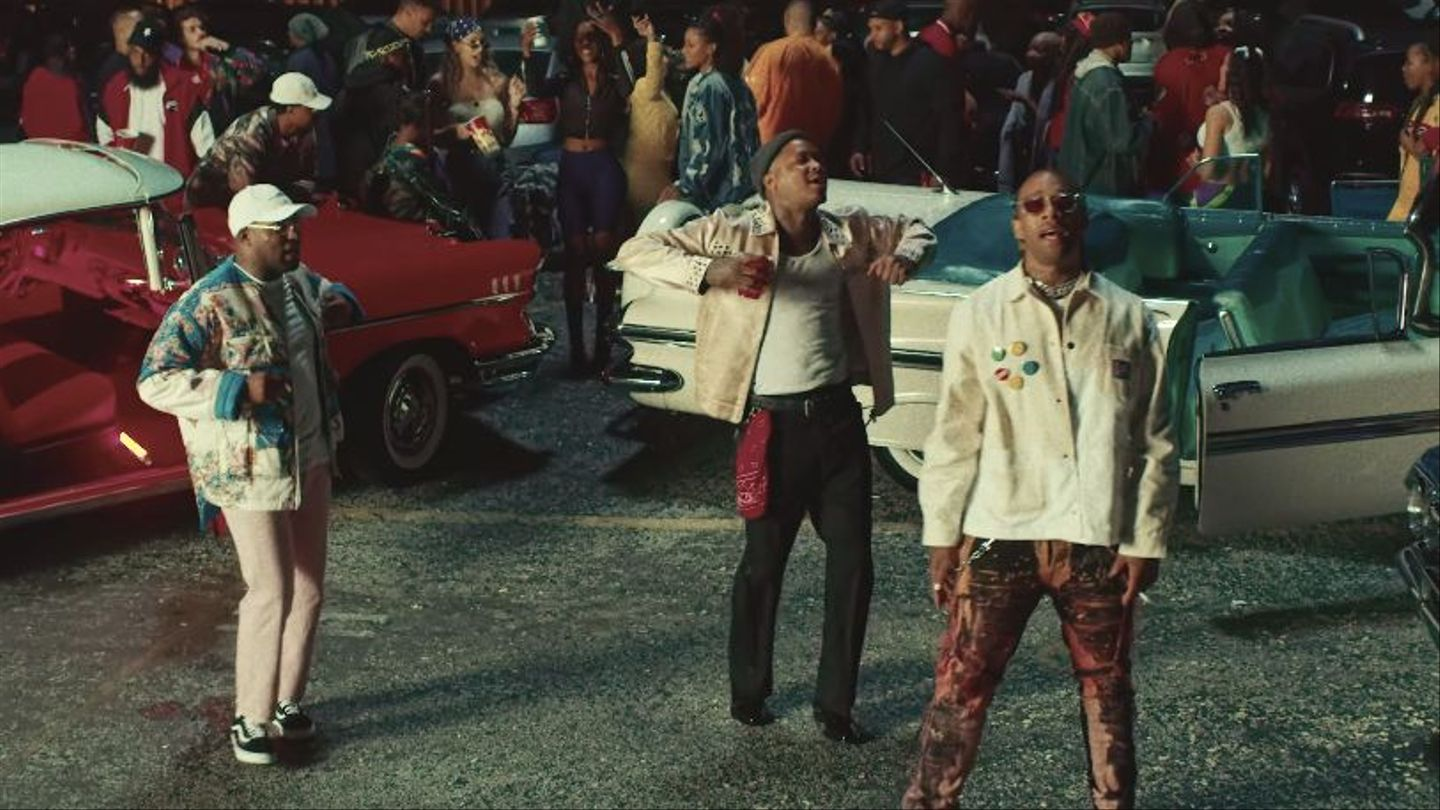 Schoolboy Q, Ty Dolla $ign, And Yg Travel Back In Time To A Drive-in Theater In 'lies' Video