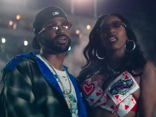 Kash Doll And Big Sean Scorch Fresh Pavement At The Race Track In 'Ready Set'