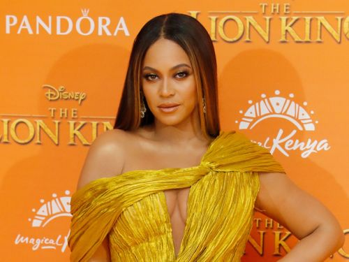 Beyoncé's Vogue Portrait Is About To Grace The Walls Of The Smithsonian — As It Should