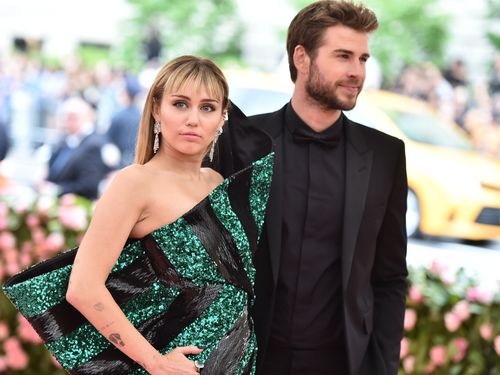Liam Hemsworth Wishes Miley Cyrus 'Health And Happiness' Following Split