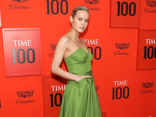 Brie Larson's Take On Ariana Grande's 'God Is A Woman' Is Positively Angelic