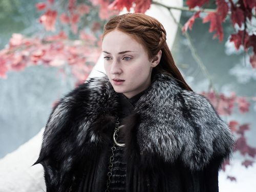 Sophie Turner Shares Thoughts On Sansa's Future In Game Of Thrones