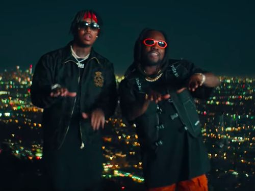 Pool Parties And Friend Dates Can't Mend Wale's Relationship In 'On Chill' Video