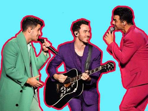 Jonas Brothers Will Invade The Jersey Shore For Their First VMA Performance In 11 Years