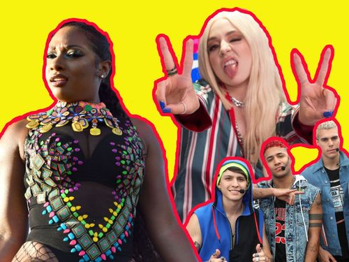 Attention: Ava Max, CNCO, And Megan Thee Stallion Will Perform At The 2019 VMA Pre-Show