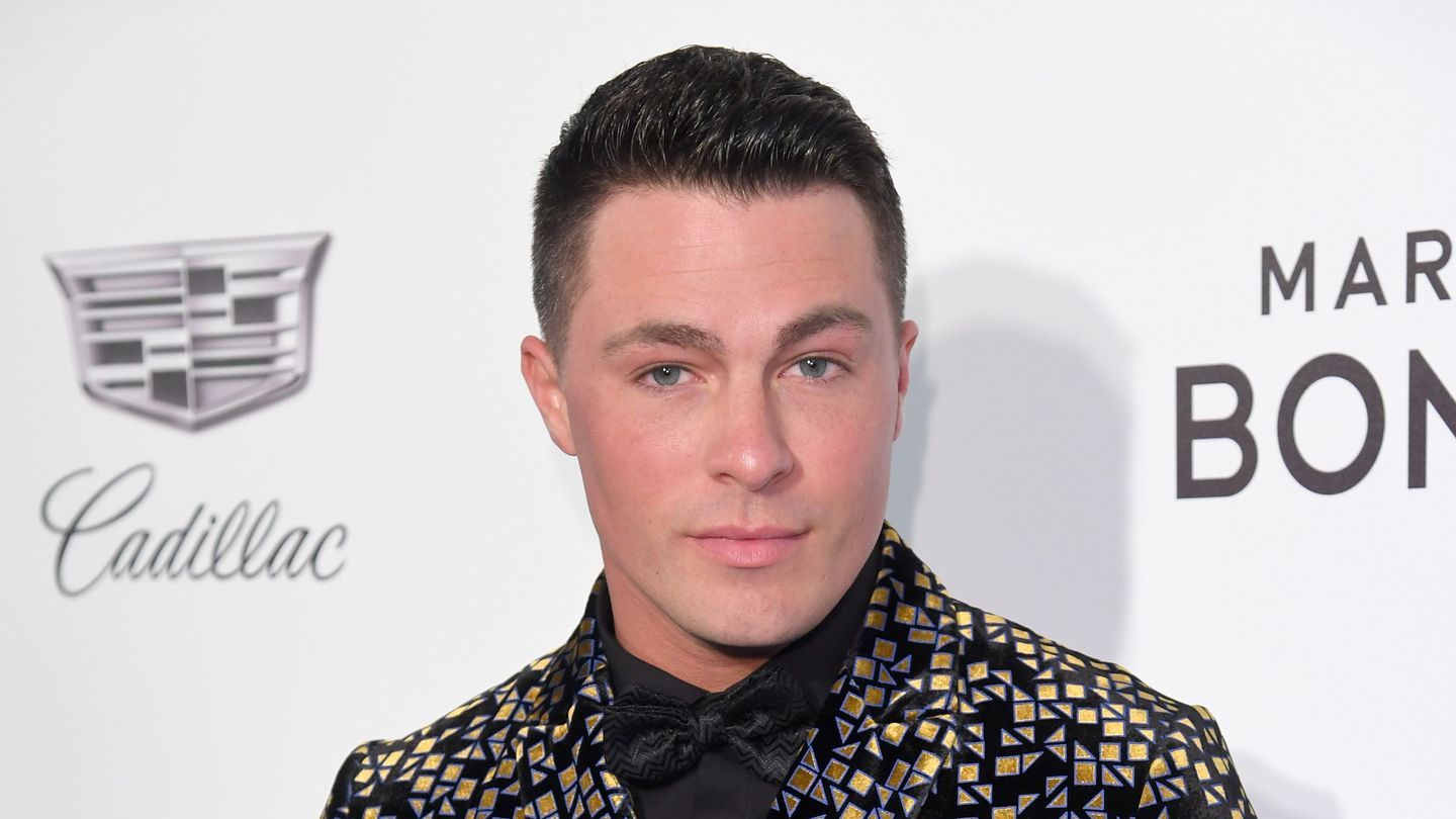 Colton Haynes Shares Throwback Hospital Photos To Open Up About Mental Health & Substance Abuse