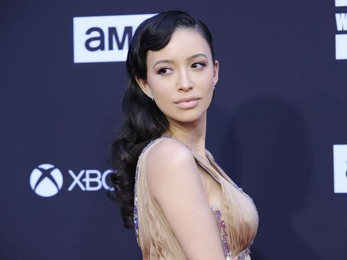 Anything For Selenas: Walking Dead Star Christian Serratos Is Reportedly Joining Netflix's Series