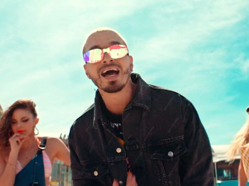 J Balvin Parties With Lalo Ebratt And Reik In Vibrant 'Indeciso' Video