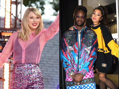Bop Shop VMA Edition: Songs From Taylor Swift, Ariana Grande, 5SOS, And More