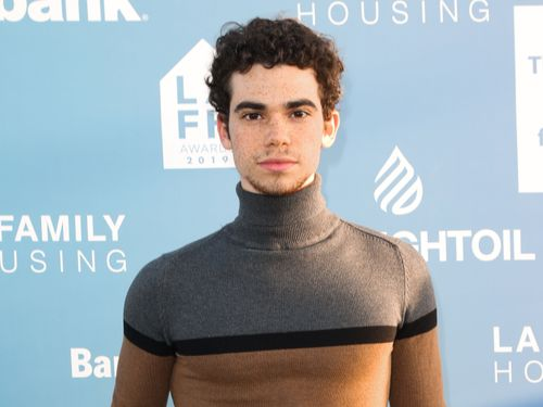 Cameron Boyce's Family Wants You To Wield Peace In His Memory