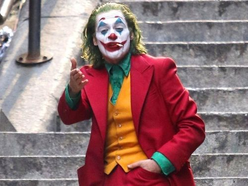 It's Safe To Say Joaquin Phoenix's Joker Is A Far Cry From Heath Ledger's