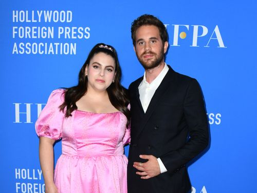 Beanie Feldstein And Ben Platt Are Filming A Musical That Won't Be Done For 20 Years