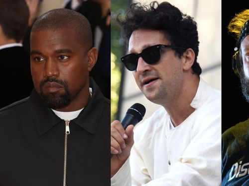 Kanye West And Bon Iver Whisper Into Cosmic Winds In New Collab With Francis And The Lights