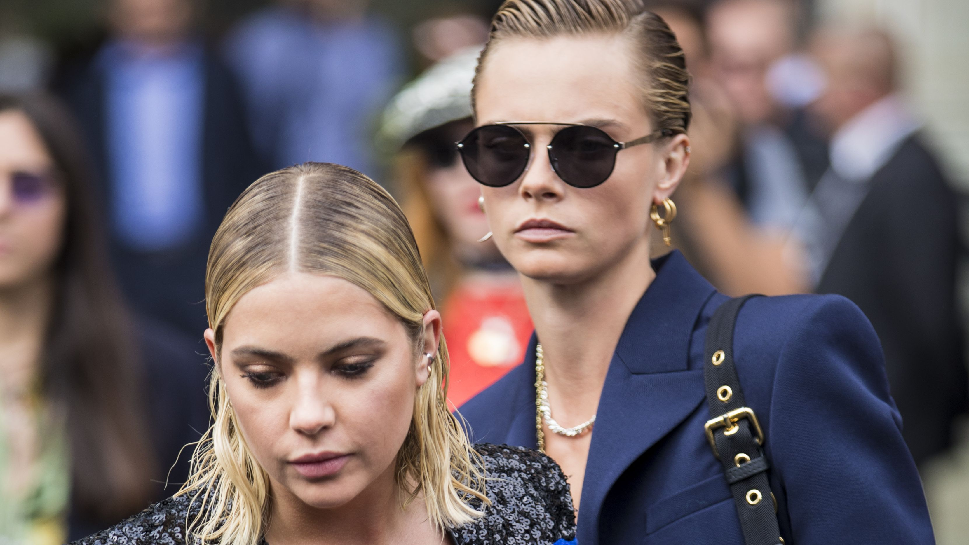 Cara Delevingne Opens Up About Protecting Her Sacred