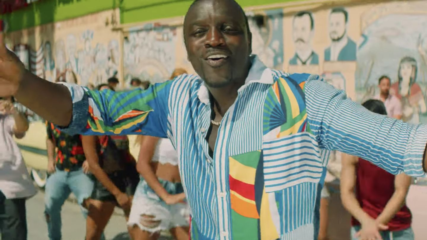Akon Breaks Down His Journey Into Reggaeton With Becky G And