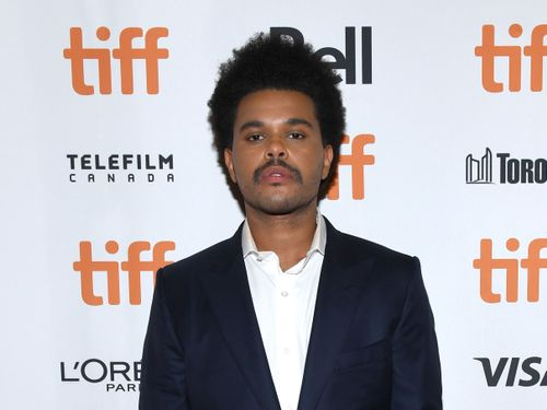 The Weeknd Has A Mustache Now, And He Looks Totally Different