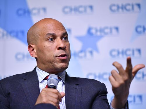 Senator Cory Booker On Bolder Gun Reform: 'I'm Going To Bring The Fight'