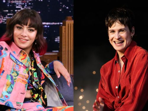 Charli XCX And Christine And The Queens Were Malfunctioning, Dancing Androids On Fallon