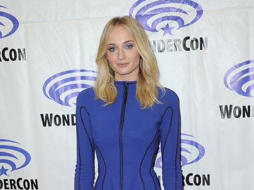 Sophie Turner Hopes Her Show Will Help 'Those Struggling With Self-Worth'