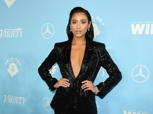 Shay Mitchell Heads To A Strip Club For Her Baby Shower