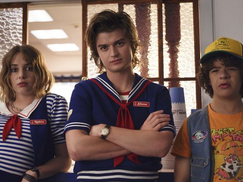 Stop Panicking, Joe Keery's Old Hair Is Back