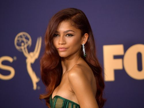 Zendaya's Emmys Look Generates A Public Plea For Her To Play Poison Ivy