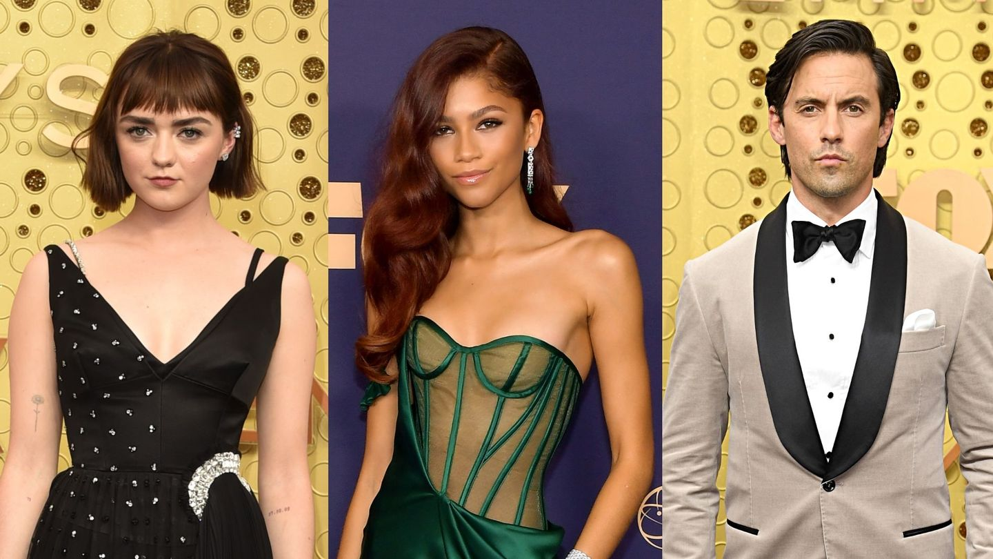 All The Dazzling Looks From The 2019 Emmys Red Carpet