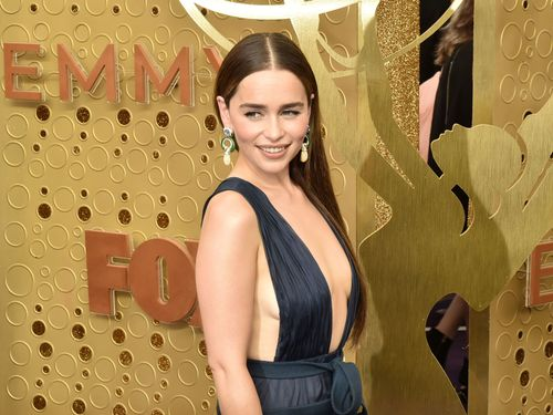 Yes, Emilia Clarke Tried To Keep Her Game Of Thrones Wig