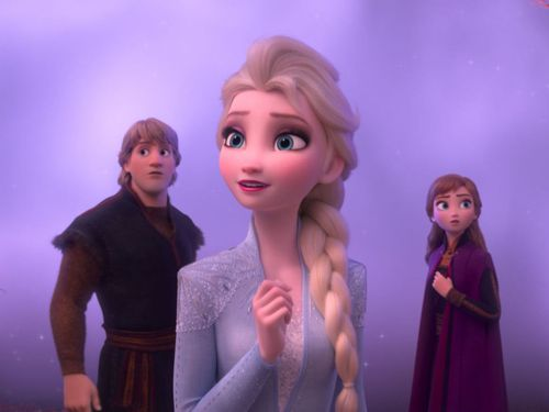 Elsa Belts Out A Chilly New Tune In New Frozen 2 Footage